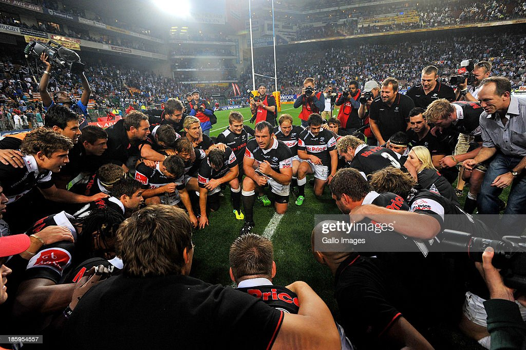 2013 Absa Currie Cup Final: DHL Western Province v The Sharks : News Photo