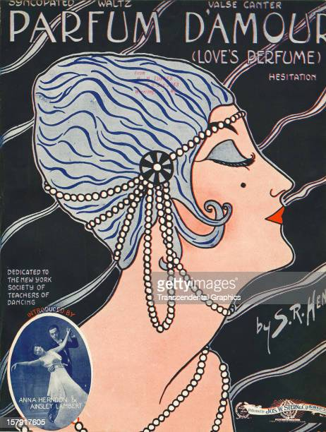 The sheet music 'Perfum D'Amour' is published by Joseph W Stern circa 1910 in New York City