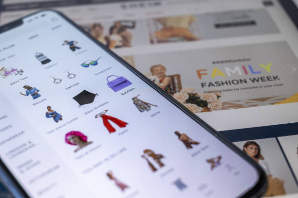 CHN: App Shots of China's Shein Which is Winning the World's Teens and Pushing the Limits of Fast Fashion