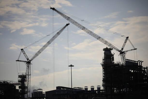 PA: Shell Pennsylvania Petrochemicals Complex Ahead Of Royal Dutch Shell Earns