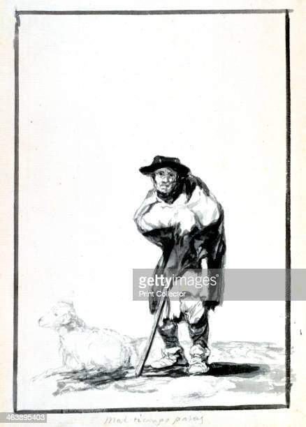 'The Shepherd' c17601820 Private collection