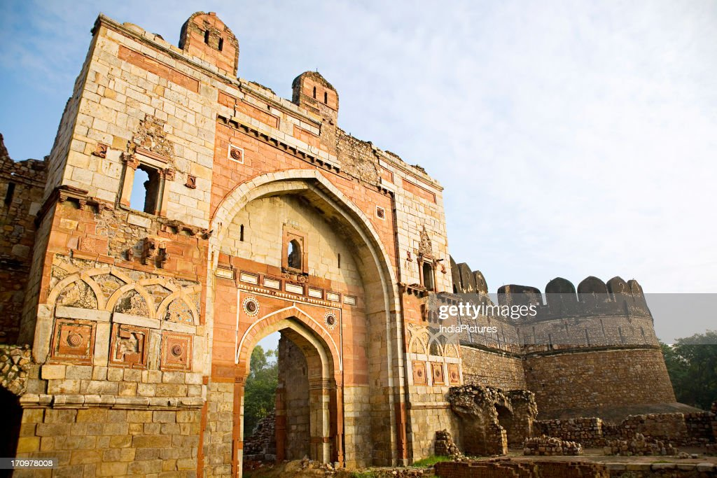 sher shah suri gate pictures getty images