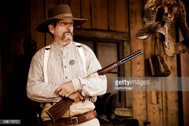 the sheriff - sheriff stock pictures, royalty-free photos & images