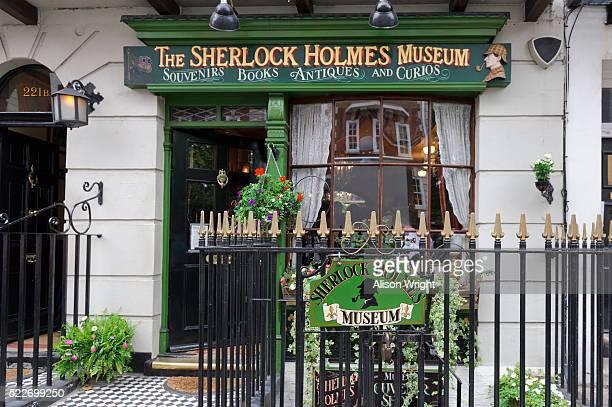 The Sherlock Holmes Museum, 221b Baker Street