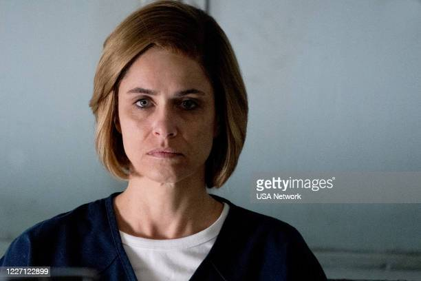 """The Shillelagh"""" Episode 207 -- Pictured: Amanda Peet as Betty Broderick --"""