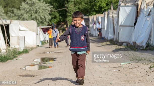 DIYARBAKIR DIYARBAKR TURKEY The ShingalCamp close to Diyarbakir a Kurdish city in Turkeys southeast is home to approximately 1500 Ezidi refugees that...