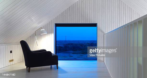 The Shingle House Dungeness Road Lydd Kent United Kingdom Architect Nord Architecture The Shingle House Nord Architecture Dungeness Uk 2010 View From...