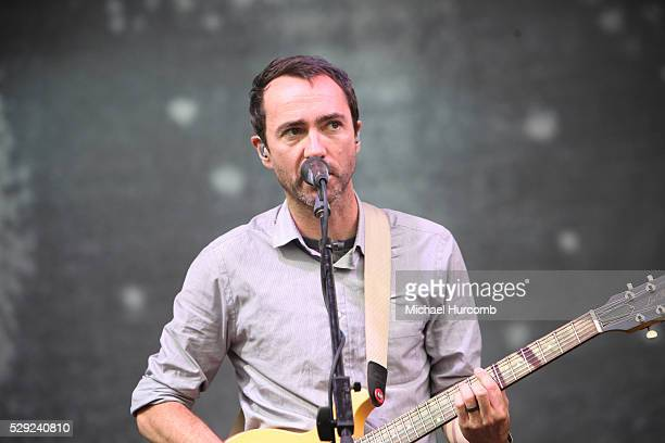 The Shins performing at Bonnaroo 2012