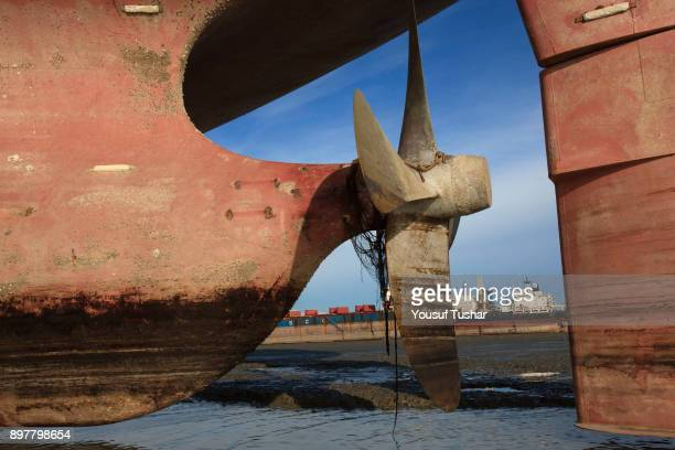 SITAKUNDO CHITTAGONG BANGLADESH The ship breaking industry at Sitakundo started its operation in 1960Due to lower labour costs and less stringent...