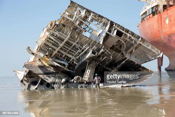 The ship breaking industry at Sitakundo started its operation in 1960.Due to lower labour costs and less stringent environmental regulations...