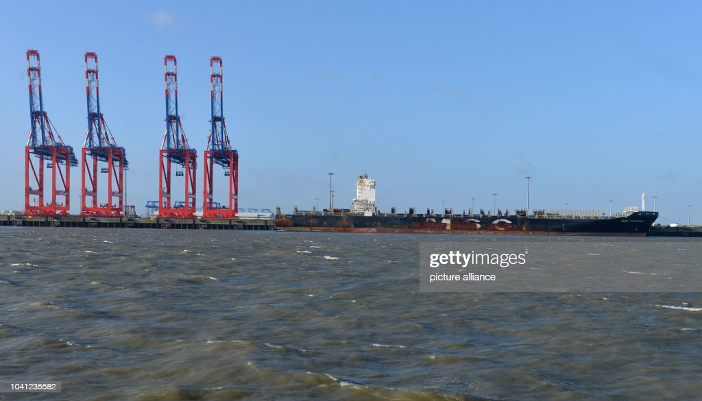 The Ship Flaminia Is Situated In The Jade Weser Port In News