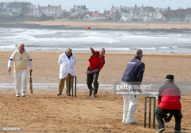 The Ship Inn Cricket Club play a home match against the Eccentric Flamingoes Cricket Club on Sunday April 30th in front of the pub in Elie Fife which...