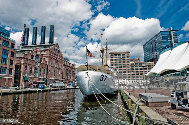 the ship - baltimore stock photos and pictures