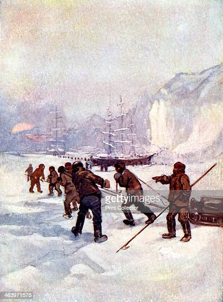 'The ships were called the Terror and the Erebus' John Franklin's doomed expedition to find the NorthWest Passage The entire crew was lost their fate...