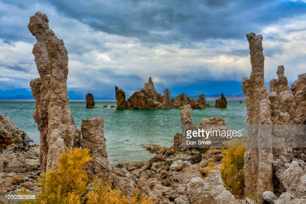 The Shipwreck Tufa Fomation in Mono Lake