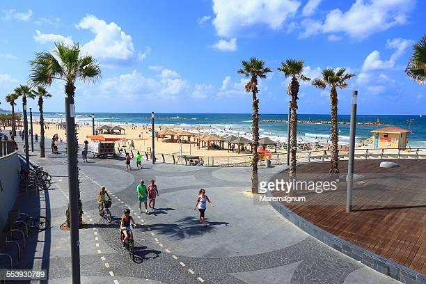 The Shlomo Lahat promenade