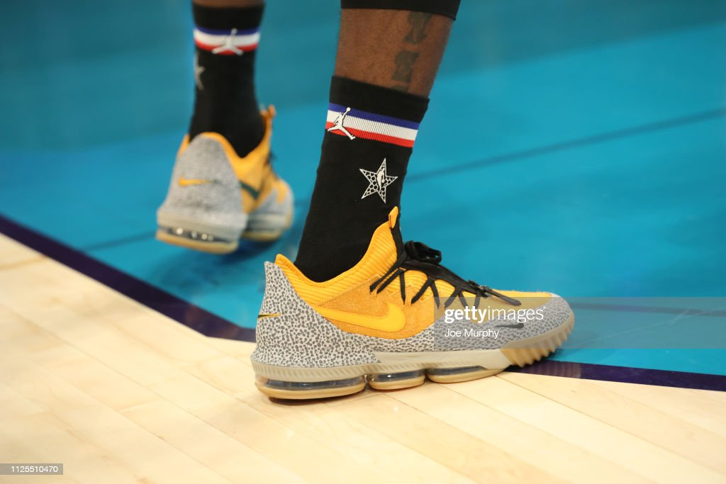 Lebron James Shoes 2019 All Star