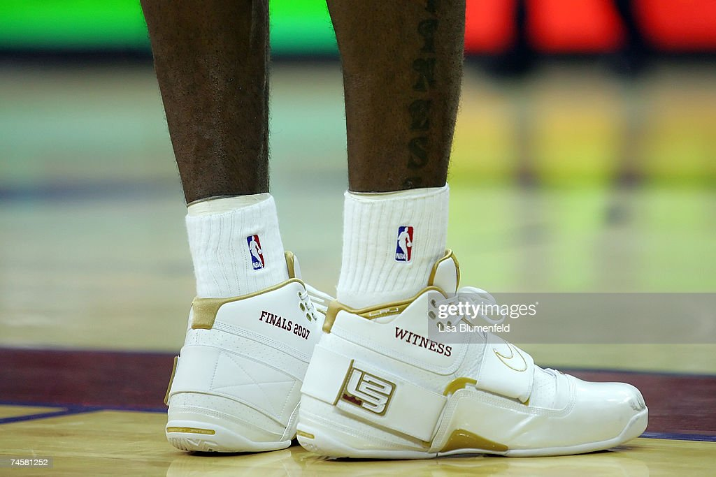 74b0aae8c633 NBA Finals Game 3  San Antonio Spurs v Cleveland Cavaliers   News Photo
