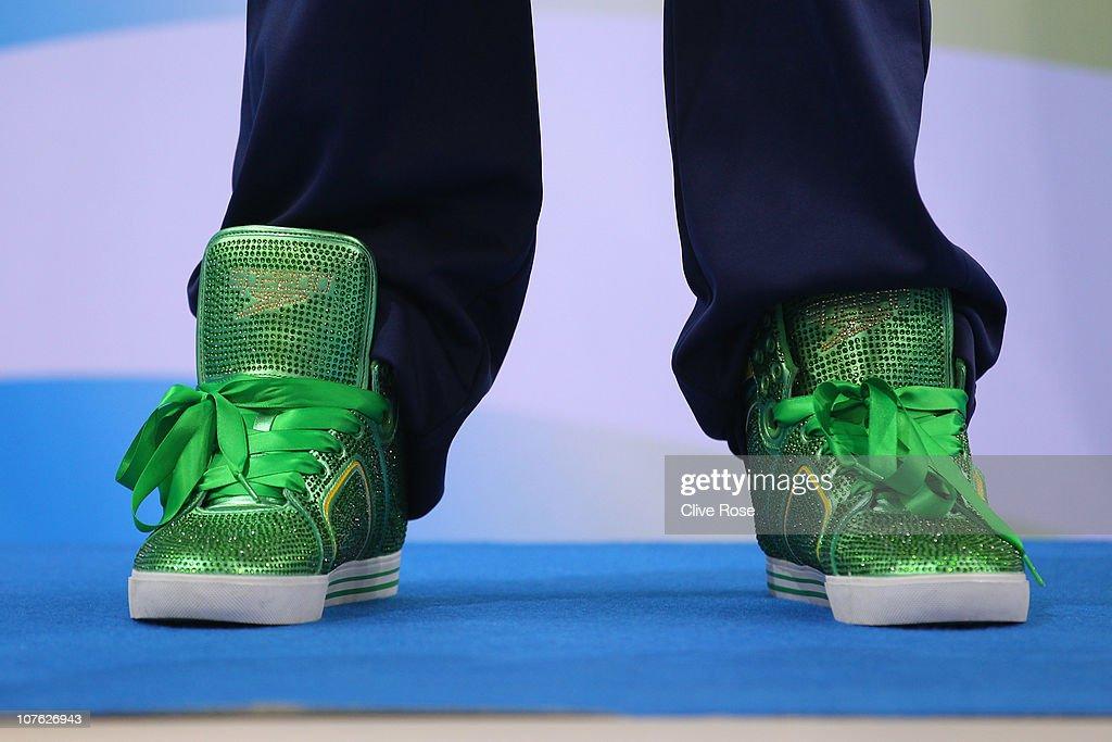 10th FINA World Swimming Championships (25m) - Day One : News Photo