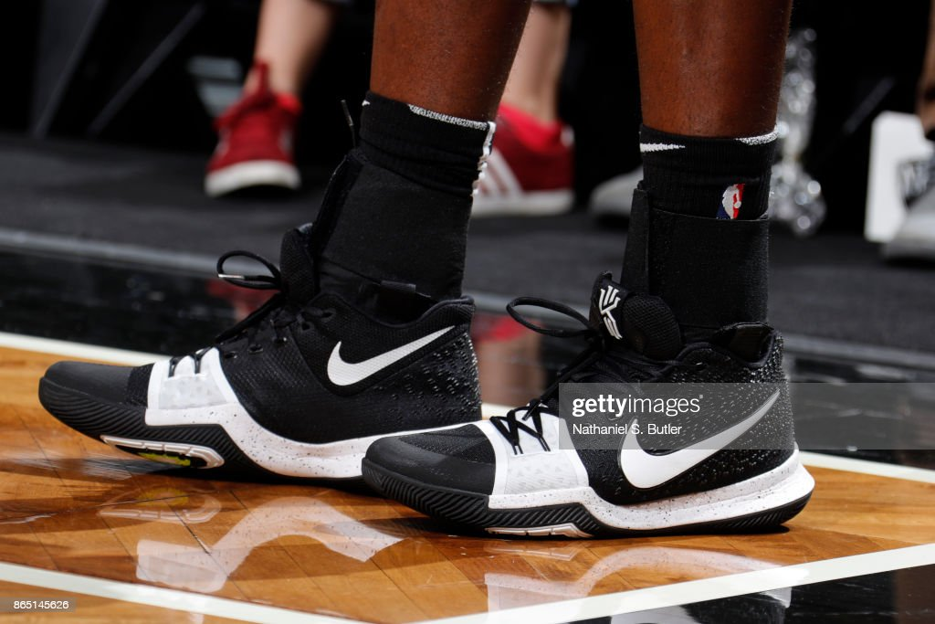 The Shoes Worn By Caris Levert Of The Brooklyn Nets Are Seen During News Photo Getty Images