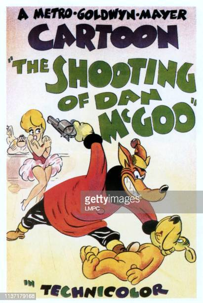 The Shooting Of Dan Mcgoo poster 1945