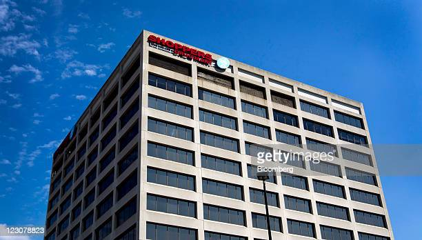 The Shoppers Drug Mart Corp headquarters stands in Toronto Ontario Canada on Saturday Aug 27 2011 Shoppers Drug Mart Corp is Canada's largest...