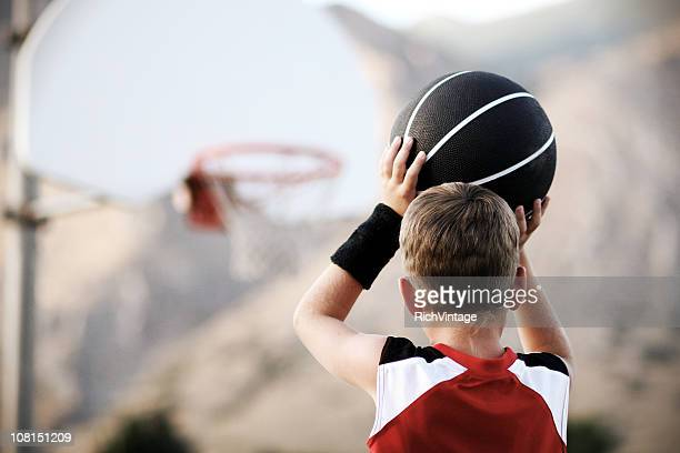 the shot horizontal - taking a shot sport stock pictures, royalty-free photos & images