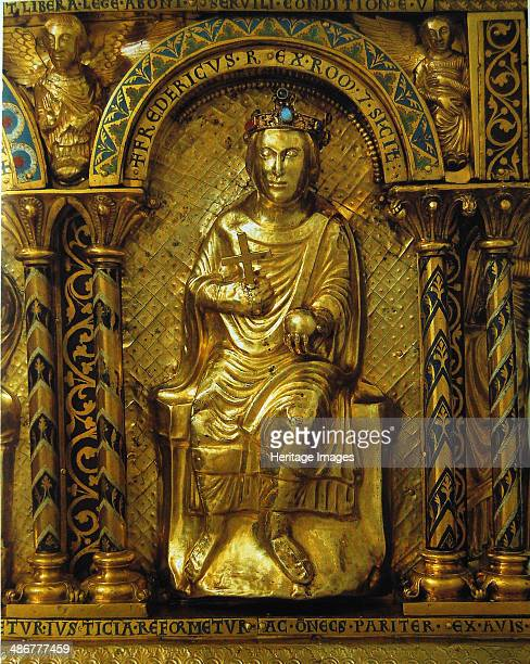 Frederick II Holy Roman Emperor 1215 Artist West European Applied Art