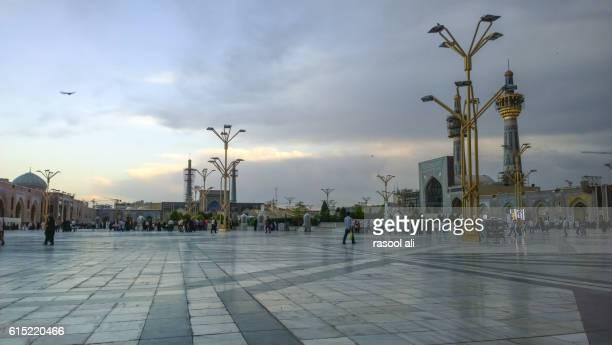 The shrine of Imam Ali alRida