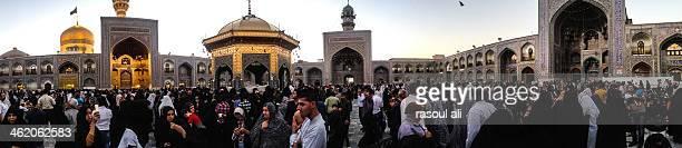 CONTENT] The shrine of Imam Ali ibn Musa Reza Iran Mashhad Photography Rasoul Ali