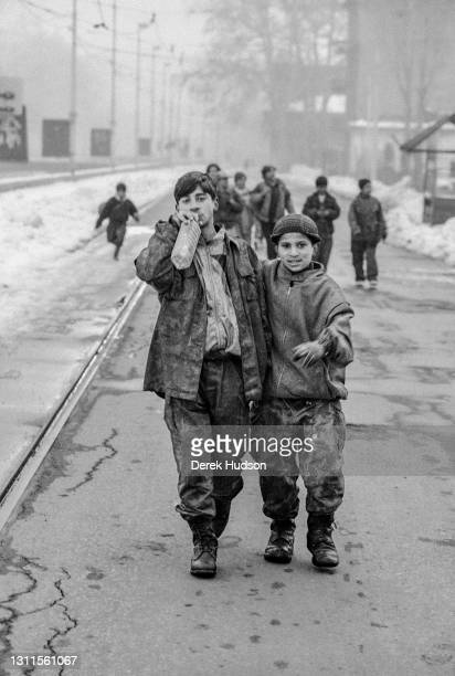 The siege of Sarajevo - capital of Bosnia and Herzegovina - started in 1992 and ended 1996, the longest siege of a capital city in the history of...