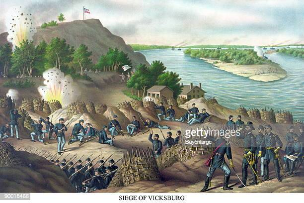The Siege of Vicksburg was the final major action in the Vicksburg Campaign of the American Civil War. In a series of maneuvers, Union Maj. Gen....