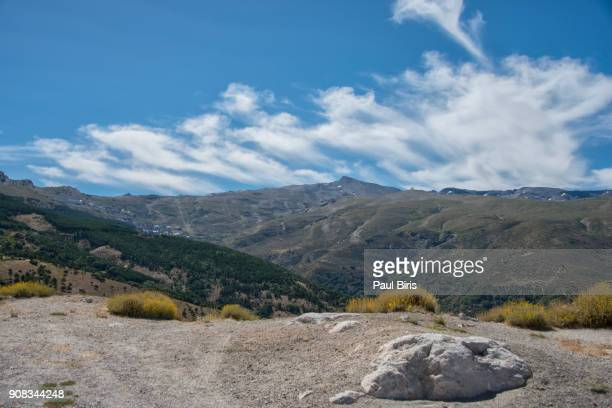 The Sierra Nevada Ski Station, Granada, Spain