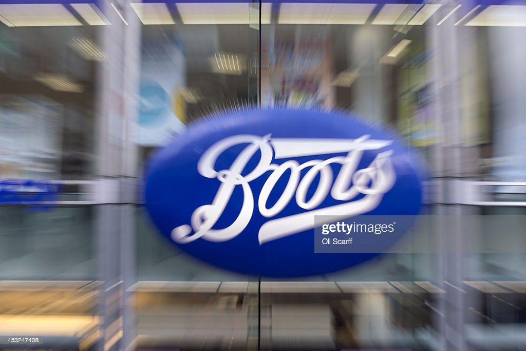 The sign for a branch of Boots the chemist on Oxford Street on August 6, 2014 in London, England. US pharmacy chain 'Walgreens', who previously owned 45% of 'Alliance Boots' has announced a 9 billion GBP purchase of the remaining shares in the company. Boots currently have 2,487 stores across the UK and employ over 60,000 people.