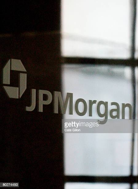 Jp Morgan Chase Pictures and Photos - Getty Images