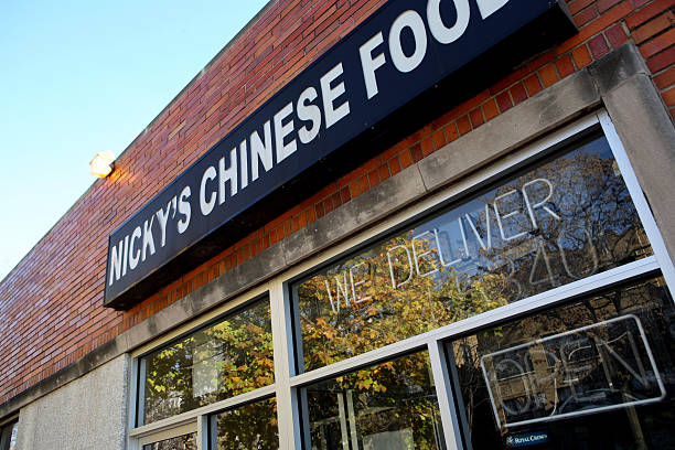 The Chinese Restaurant Nicky S In Hyde Park District