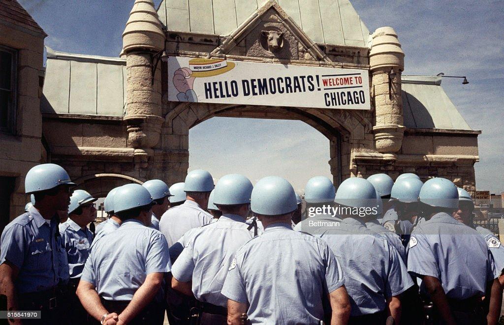 Democratic National Convention : News Photo