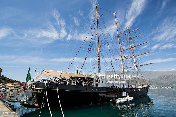 The Signora del Vento is the only Italian sailing ship that offers the opportunity to spend on board during a period in which the teaching of all the...
