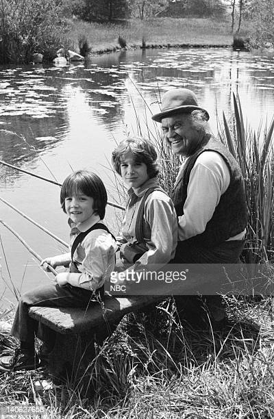 PRAIRIE The Silent Cry Episode 5 Aired 10/20/80 Pictured David Faustino as Josh David Hollander as Michael Dub Taylor as Houston Lamb Photo by NBCU...