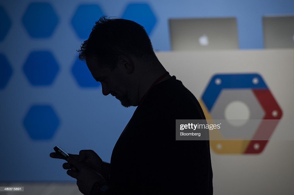Google Cloud Event With VP Of Operations Urs Holzle : News Photo