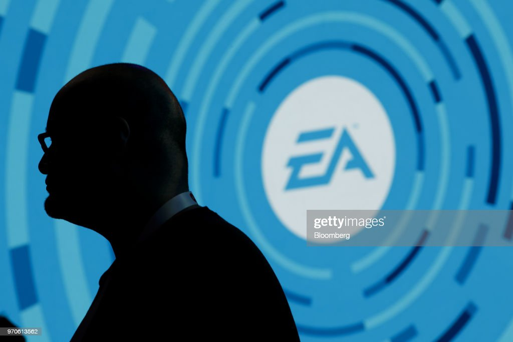 Electronic Arts Inc. Event Ahead Of 2018 E3 Electronic Entertainment Expo : News Photo