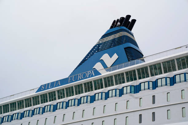 GBR: Cornwall Police Hire Cruise Ship To Host Officers During G7