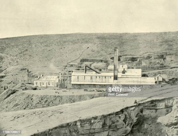 The Silver King Mine Sunny Corner New South Wales' 1901 Sunny Corner grew following the discovery of silver in the area in 1884 From Federated...