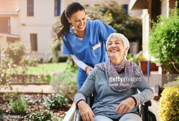the simplest things can be a breath of fresh air - nursing home stock pictures, royalty-free photos & images