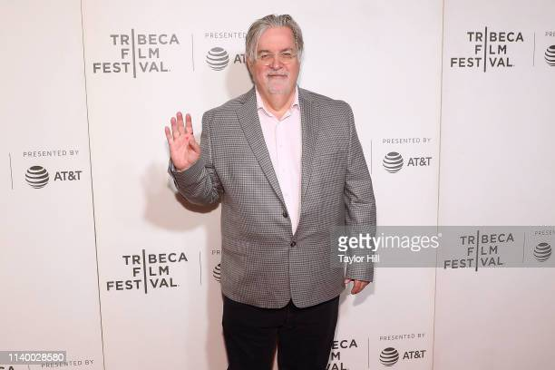 The Simpsons creator Matt Groening attends a discussion during the 2019 Tribeca Film Festival at Borough of Manhattan Community College on April 28...