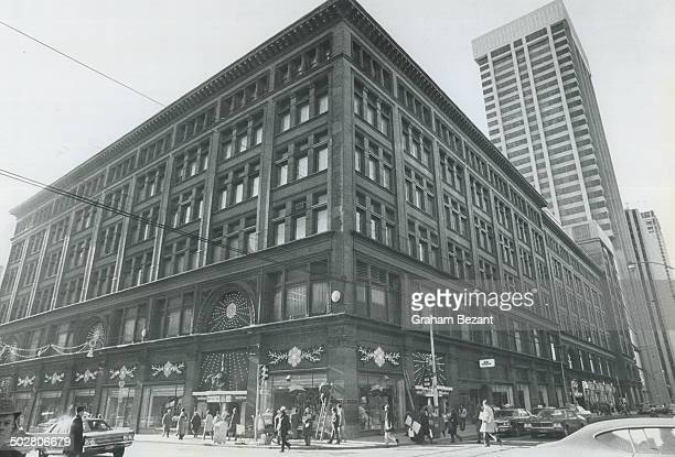 The Simpsons Empire is headquartered at Yonge and Queen Sts in Toronto and from there spreads out to five Canadian cities and to countless households...