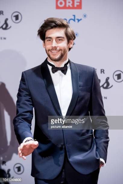 The singer Alvaro Soler during the TV Show 'Hit Champions Great party of the best' at the Velodrom in Berlin Germany 7 January 2017 Photo Andreas...