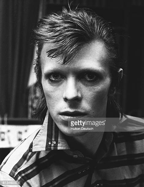 The singer and actor David Bowie