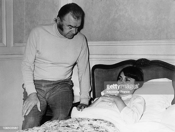 The Singer And Her Manager In A Hotel Room In Lyon On February 20Th 1968 She Suffered From Two Fractured Vertebrae A Knee And Wrist Trauma He Died Of...