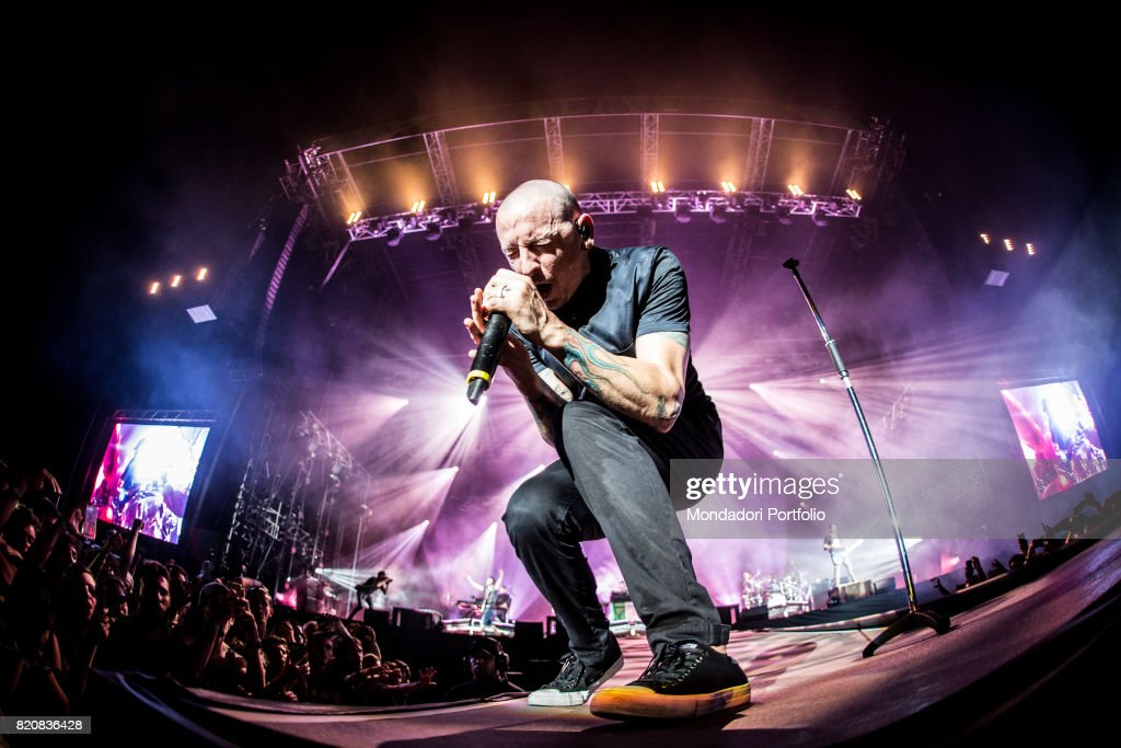 Linkin Park : News Photo